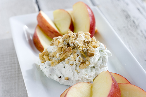 Blue cheese & walnut spread. | disgustingly GOOD